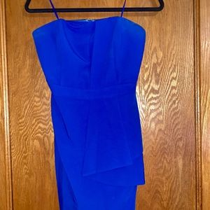 Cobalt Blue Adelyn Rae Dress